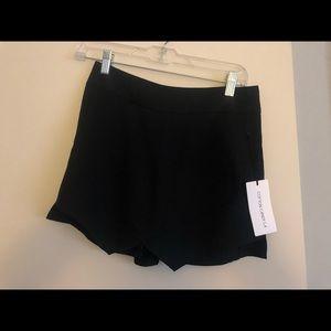 Cotton Candy LA black shorts/ skorts